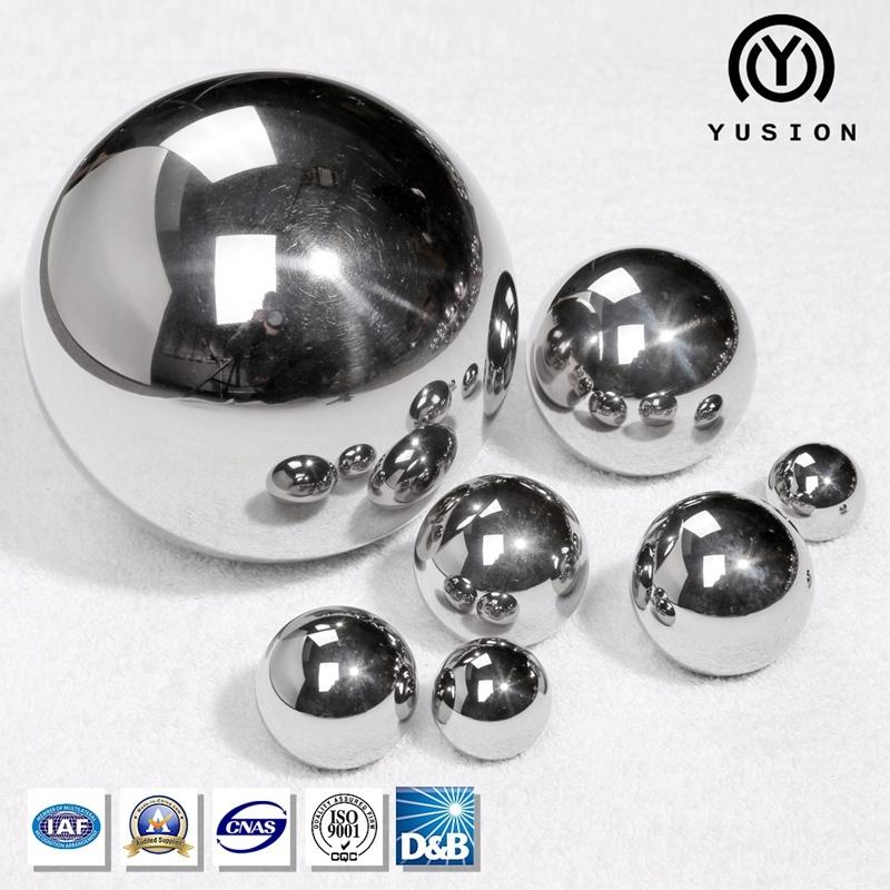 THREE 1-3//4 Inch Chrome Steel Ball Bearing AISI 52100~Made in USA~