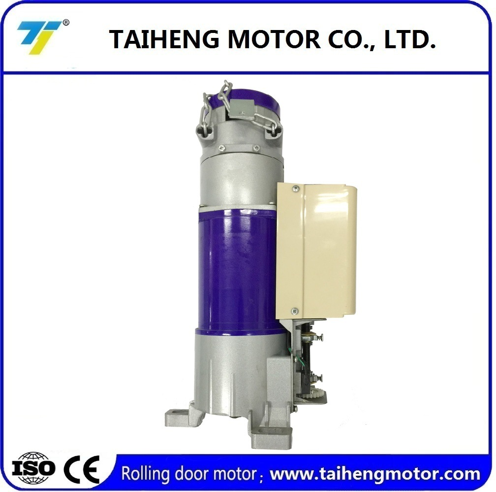 China Dc Remote Control Motor Rolling Shutter Door With Strong Lifting
