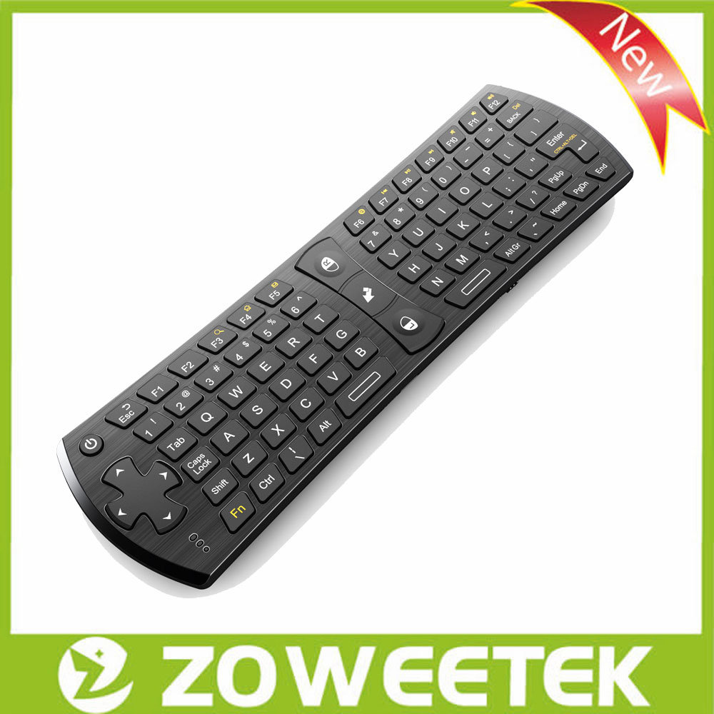 China Wireless Keyboard Air Mouse For Lenovo Toshiba Zw 51024 Android 6 Axis Fly