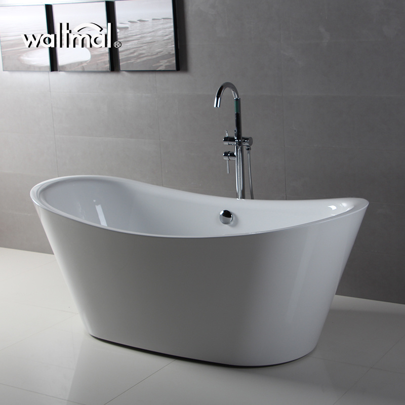 China Hot Sell New Style Ship Shape Acrylic Freestanding Bathtub ...