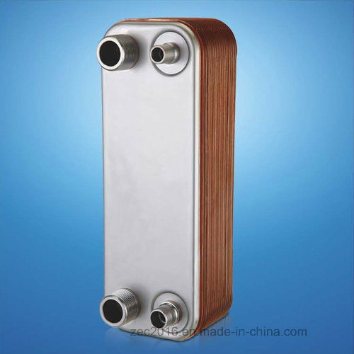 Copper Brazed Heat Exchanger with UL, Ce