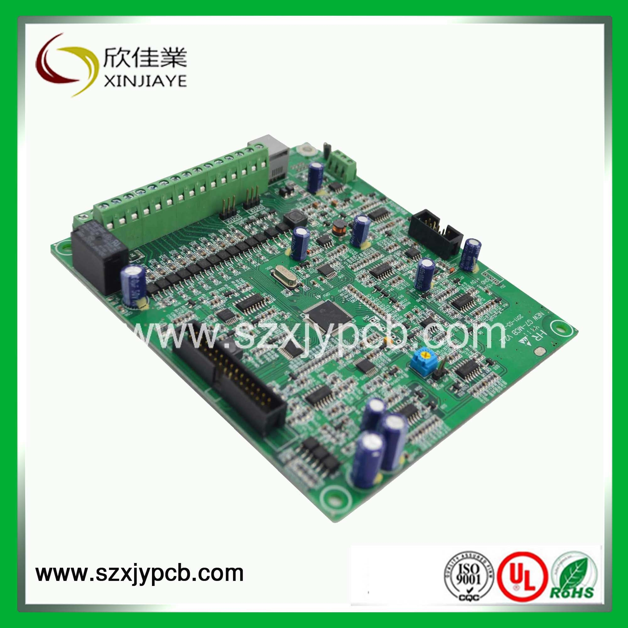China Automatic Pcb Assembly Pcba Board Smd Assemly Shenzhen Oem Electronic Printed Circuit Manufacturerpcb
