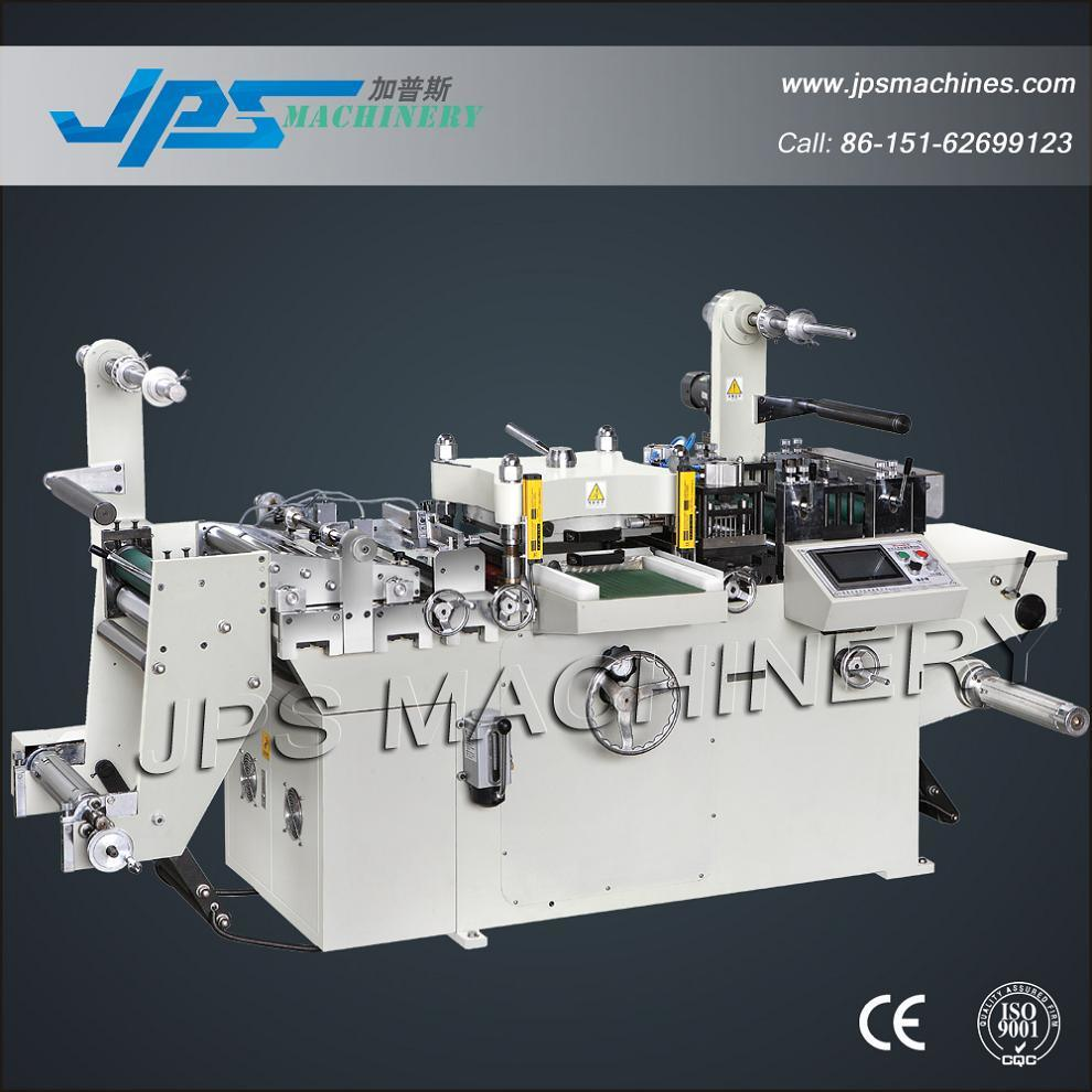 Automatic Roll Film, Foam, Sticker Label Die Cutting Machine/Die Cutter (JPS-320A)