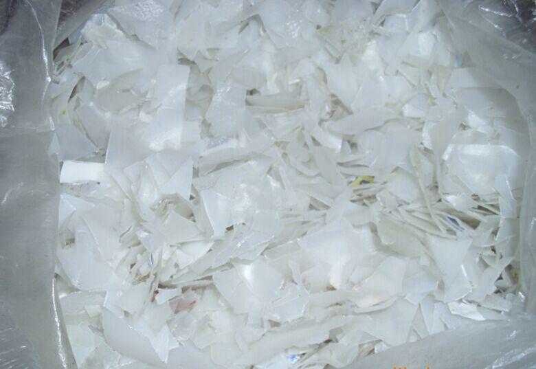 [Hot Item] White HDPE Milk Bottle Scraps