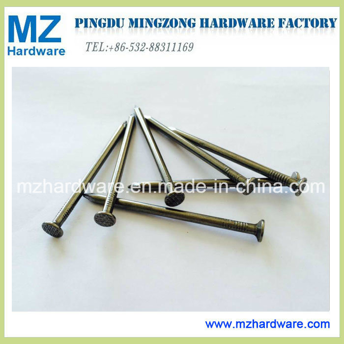 China 1/2 Inch High Quality Black Common Nail Carbon Steel Nail ...