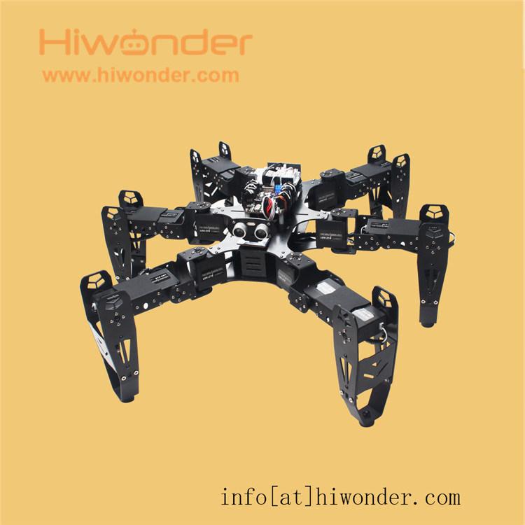 [Hot Item] Cr-6 Hexapod Robot: Hiwonder Hexapod Programmable Robot with  Secondary Development