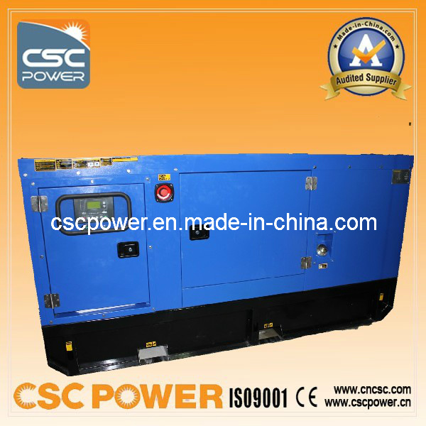 China 100kVA 1104c-44tag2 Generating with Perkins Engine (CP110) - China Diesel Generator Set, Generator