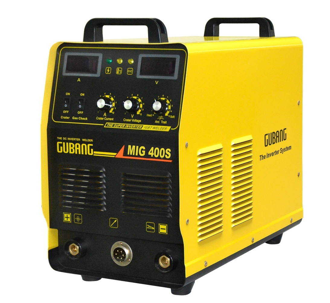 Inverter welding - efficient and reliable