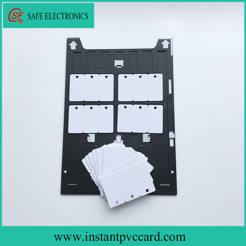 Plastic PVC Card Tray for Epson R2880 Inkjet Printer