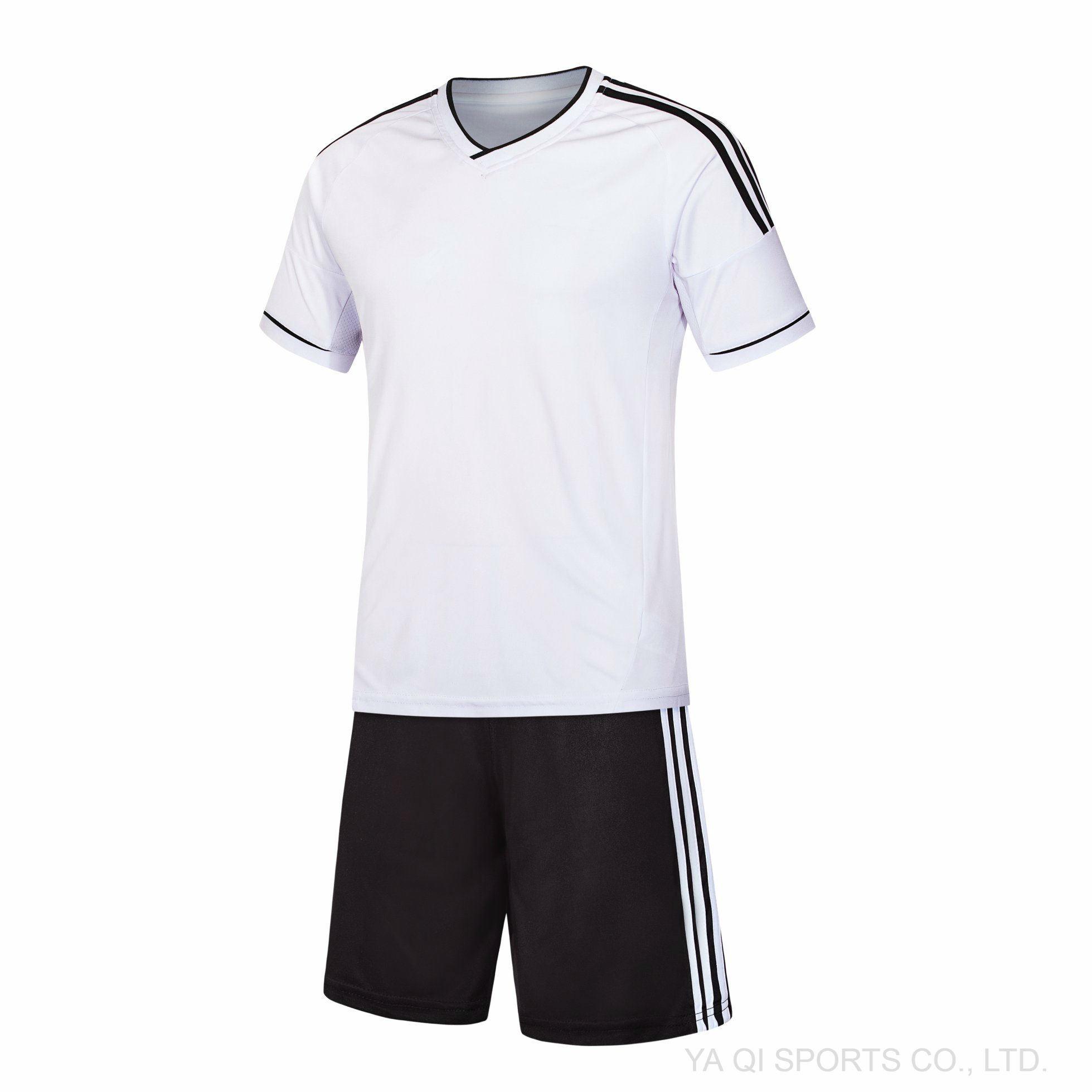 67338f83f57 American Football Uniform 100% Polyester Dry Fit Training Custom Team Men  Full Sublimation Soccer Jersey