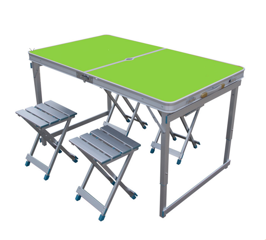China Wholesale Outdoor Beach Portable Folding Table   China Camping Table,  Camping Chair And Table