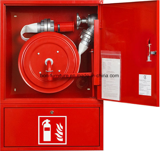 China Fire Hose Reel Cabinets Steel Fire Extinguisher