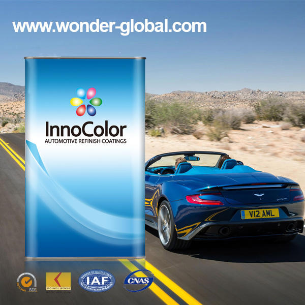 Good Coverage and Mirror Effect 1k Automotive Car Coating