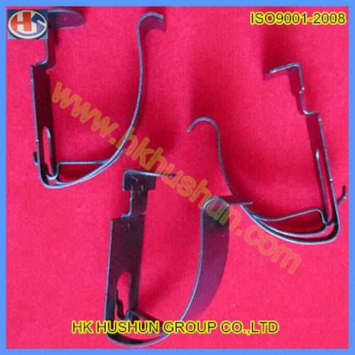 Precision Sheet Stamping Metal Bracket, Metal Shelf Bracket (HS-LC-021) pictures & photos