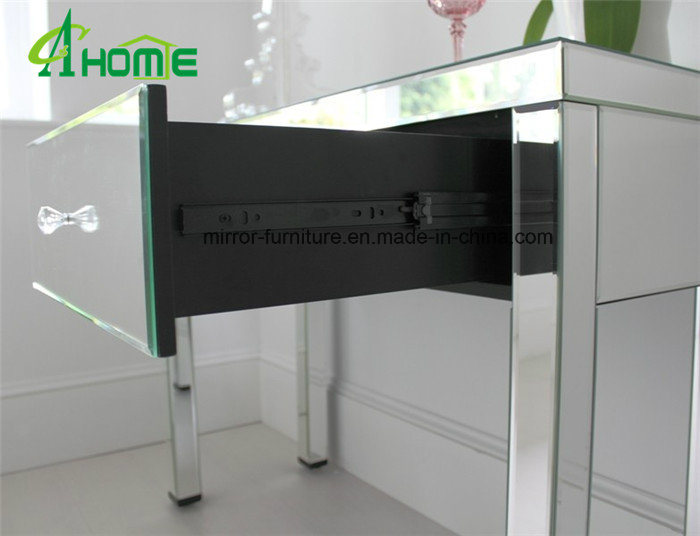 2016 Living Room Home Decor Venetian Mirrored Console Table pictures & photos