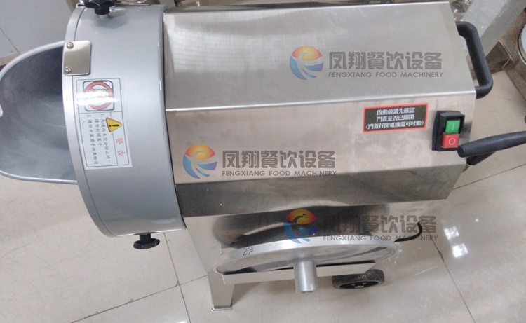 Industrial Automatic Potato Onion Coconut Food Vegetable Fruit Cutter pictures & photos