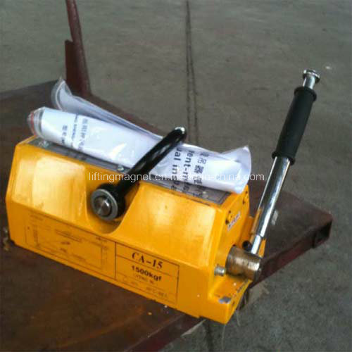 Permanent Magnetic Lifter for Steel Plate and Round Steel pictures & photos