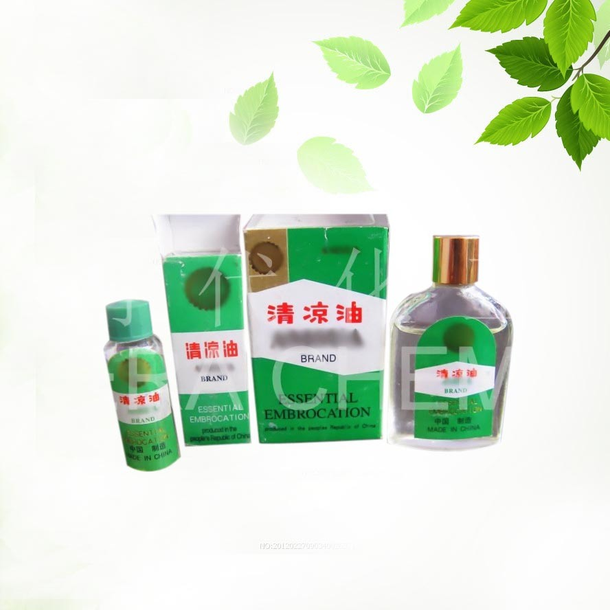 China Natural Essential Embrocation Oil China Essential Oil
