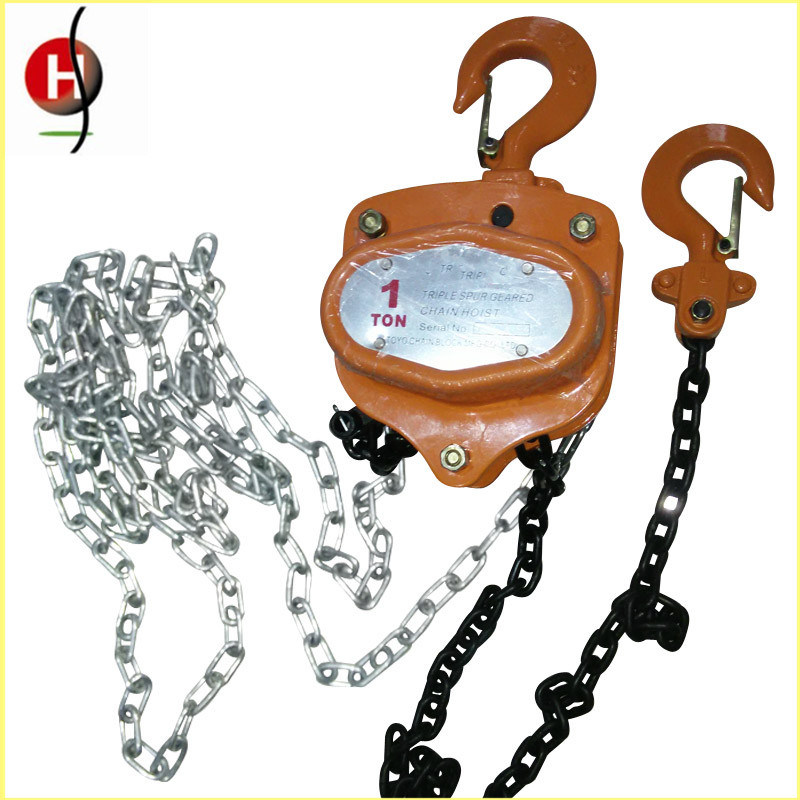 Hsc Toyo Type Manual Chain Hoist with CE Certificate pictures & photos