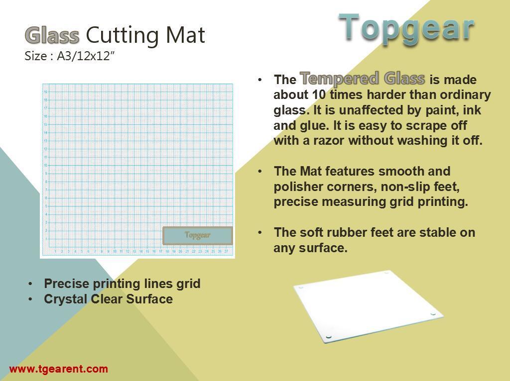 [Hot Item] Glass Cutting Mat
