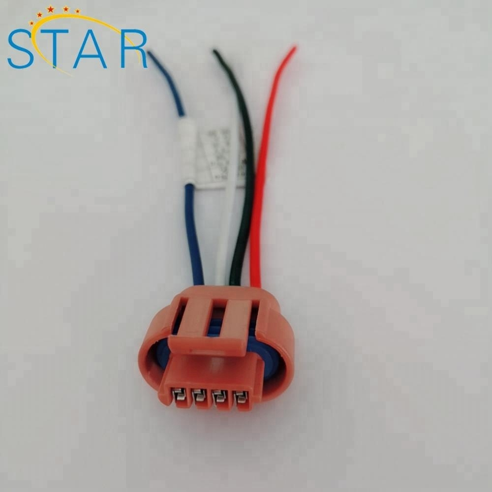 China 4 Pin Automotive Motor Engine Extension Cable Wiring Harness High Quality
