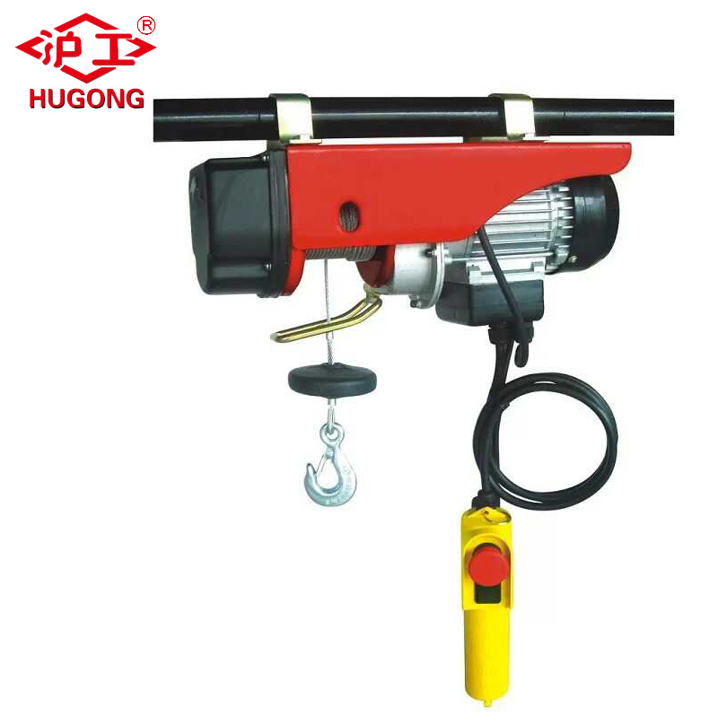 China Heavy Tools Used Mini Electric Lifting Wire Rope Hoist Winches ...