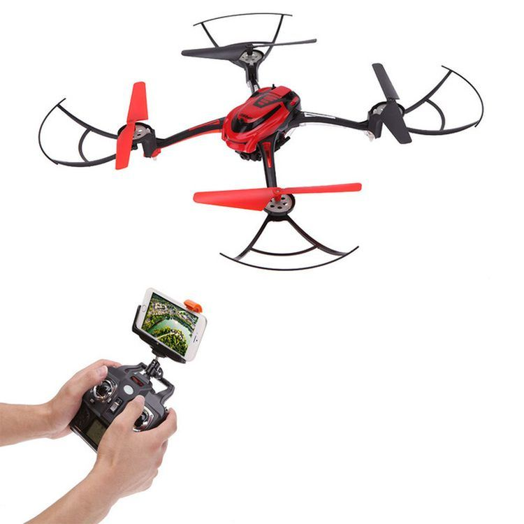 1498802c-WiFi Real Time Transmission Quadcopter Hexacopter 6 Axis Gyro 4CH RC Dron Remote Control Helicopter with 0.4MP Camera pictures & photos