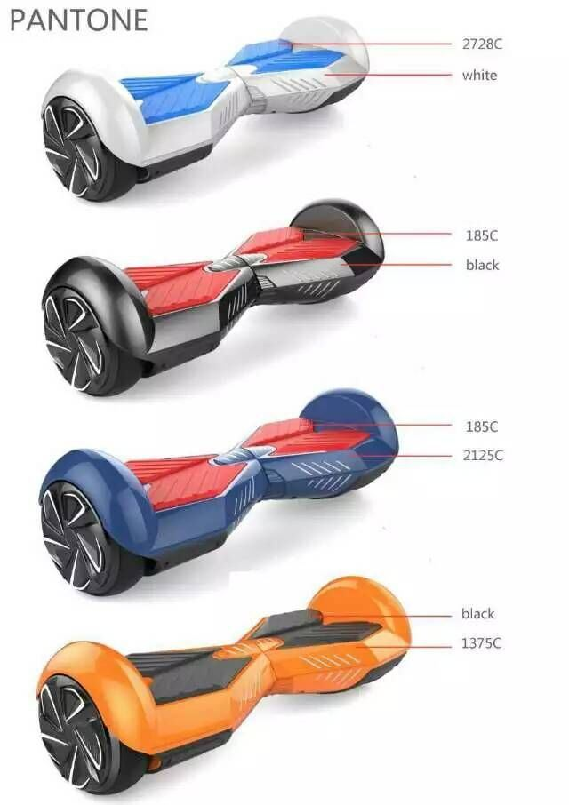 China Electric Skateboard Two Wheel Smart Self Balance Scooter Hover Board 2 Wheels Hoverboard With Bluetooth Speaker