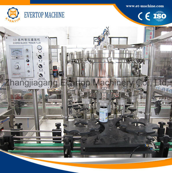 Aluminum Can Beverage Filling Machine pictures & photos