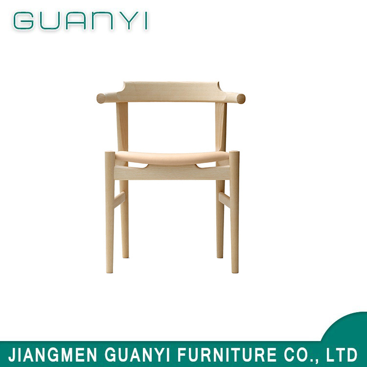 China Modern Simple Affordable Wooden Living Room Chair ...