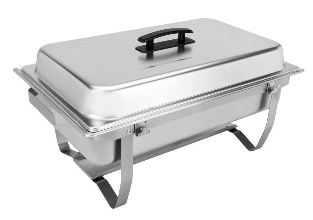 Hot Item China Supplier Stainless Steel Chafing Dish Restaurant Equipment Buffet Stove