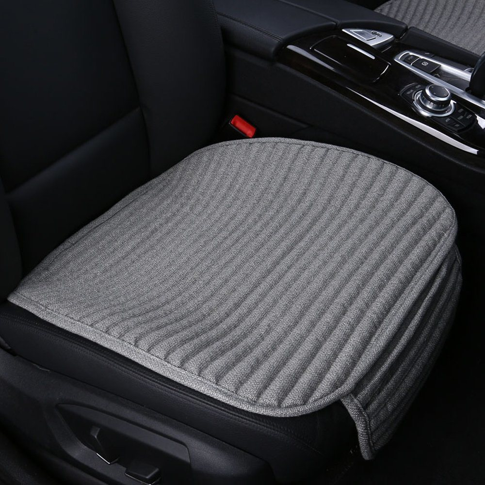01-14 LOW ROOF HD BLACK RUBBER LINED VAN SEAT COVERS 2+1 RENAULT TRAFIC