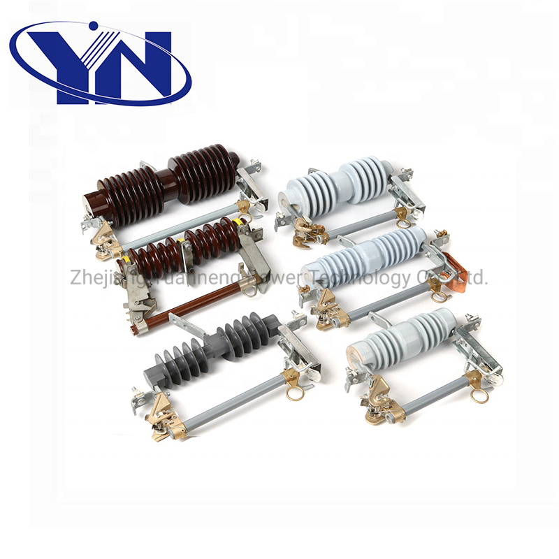 11kv 33kv Porcelain Drop-out Fuse Cutout Expulsion D Type with Fuse Link pictures & photos
