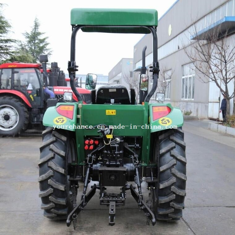 Dq404 40hp 4x4 4wd Garden Tractor