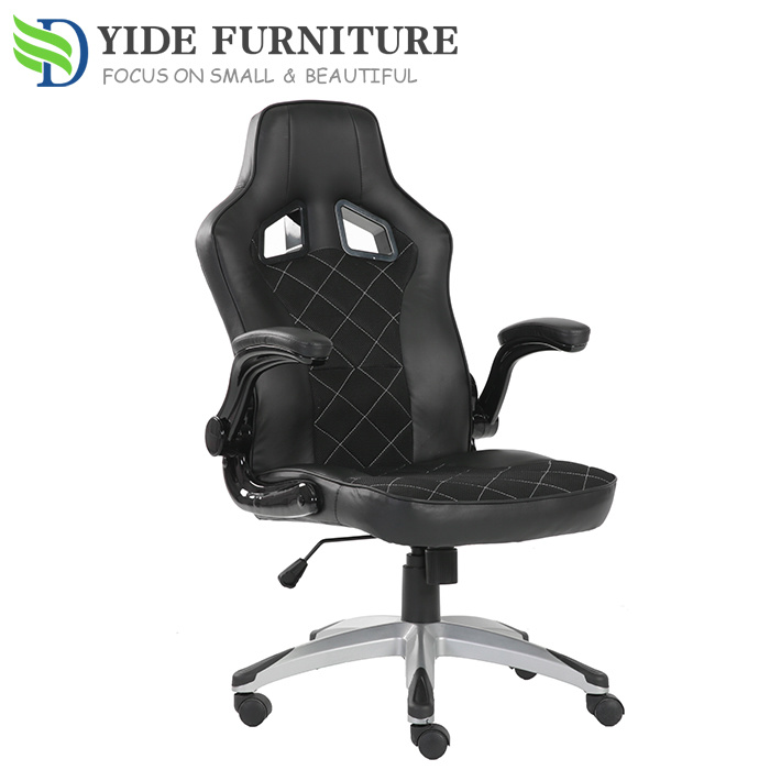 [Hot Item] Luxury Race Car Office Gaming Chair for Racing in Black on xbox game chair, race car couch, race car barber chair, race car business card holder, race car high chair, race car rocking chair, black and white striped dining chair, race car tv, race car drafting chairs, race chair office chair, pitstop chair, race car computer chair, race car lounge chair, race car paper, race car office supplies, race car furniture, seat like chair, race car books, race car seats, racing chair,