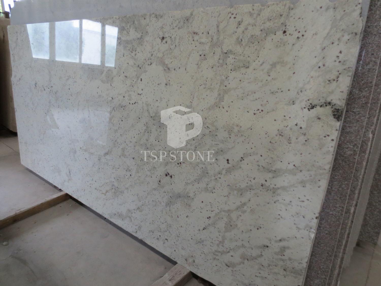 China Andromeda White Granite Slabs New Kashmir White Photos
