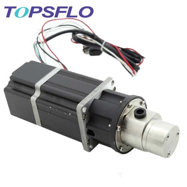 Topsflo Magnetic Drive Micro Gear Pump pictures & photos