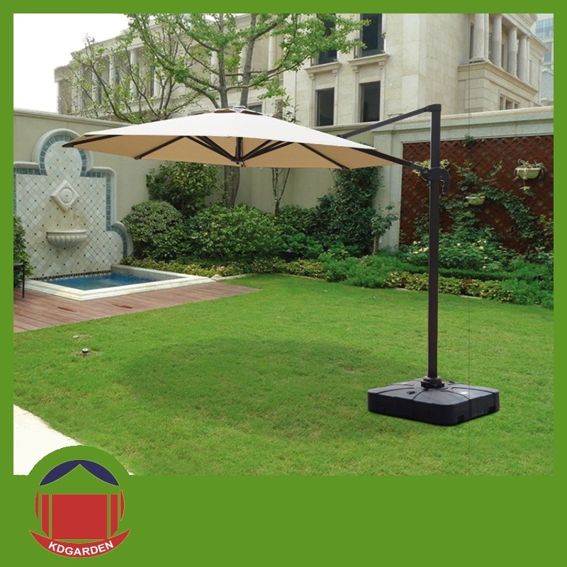 Wholesale Aluminum Stand Sun Banana Outoor Umbrella Patio Parasol
