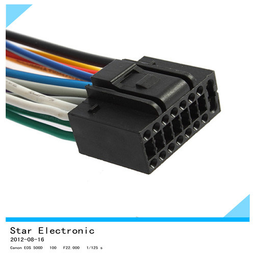 china factory automotive connector wire harness