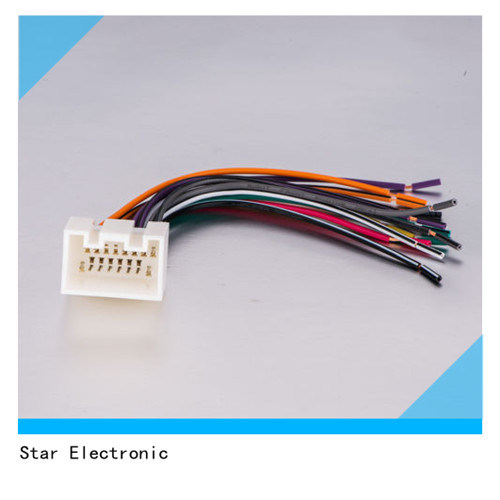 china bluetooth wiring harness cell phone kits stereo ford vehicles rh starconnect en made in china com Painless Wiring F150 Trailer Wiring Diagram