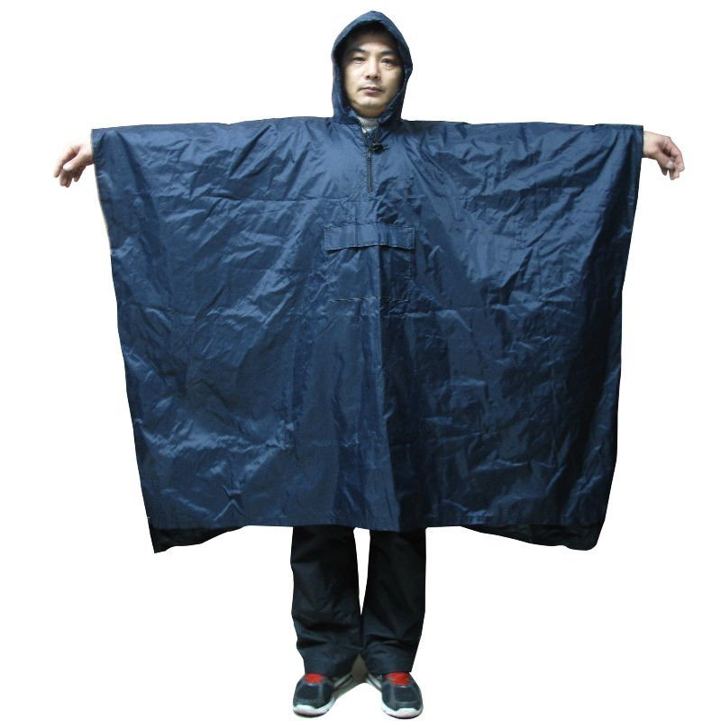 China Large Poncho Waterproof Raincoat Qx Rp102 China Rain Gear Rainwears