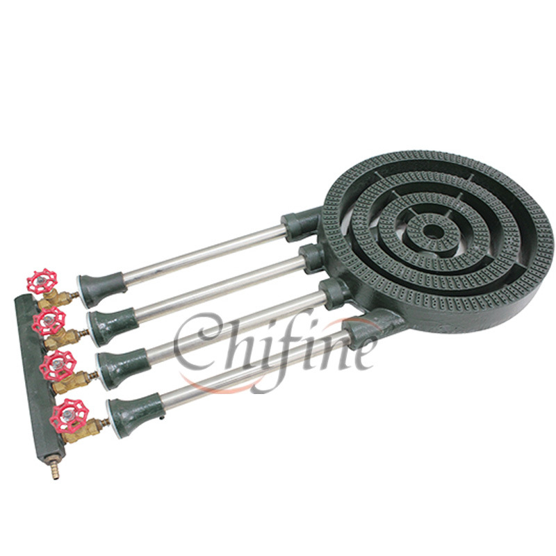 Hot Sale Cast Iron Gas Stove Parts pictures & photos