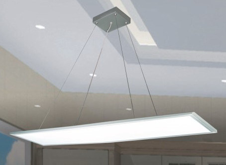 Suspended LED Ceiling Panel Light 300X1200mm 40W