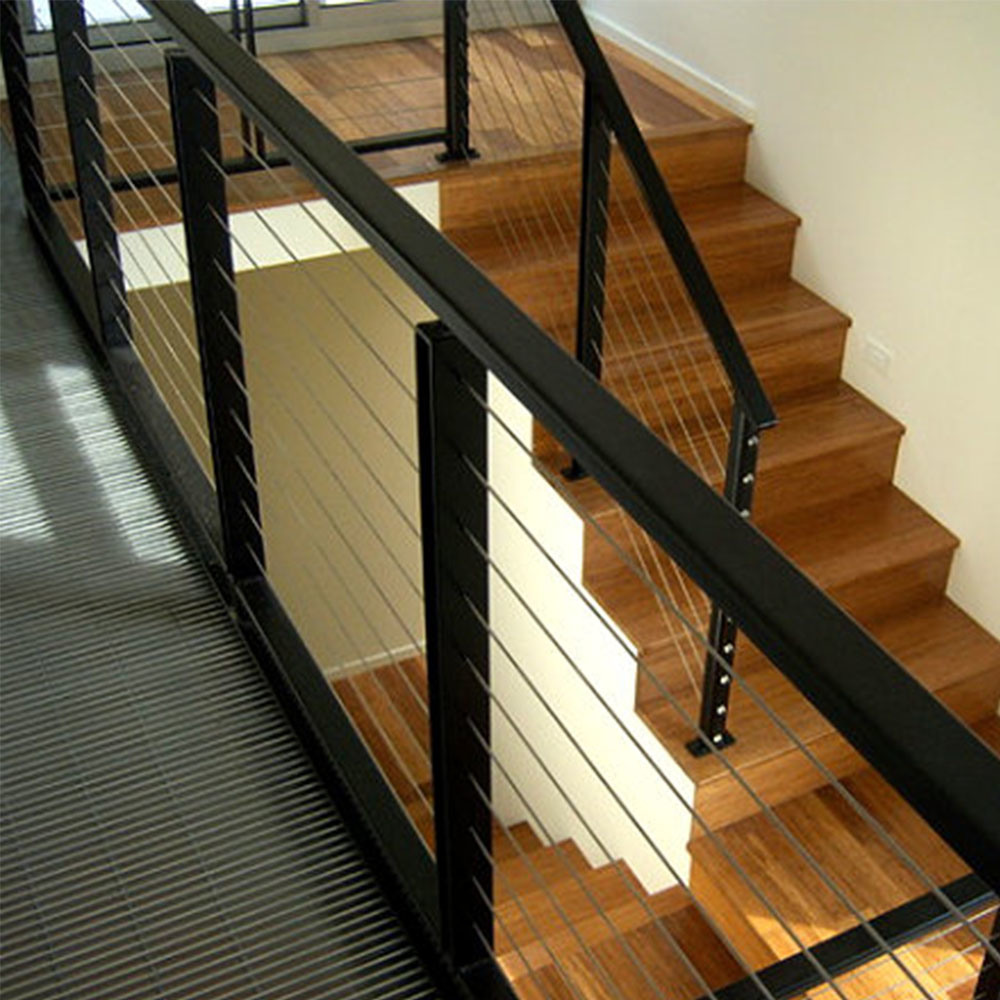 [Hot Item] Indoor House Project Durable and Affordable Cable Wire Cheap  Deck Railing
