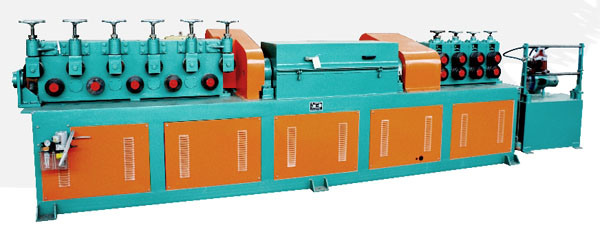 Gts18-25 Hydraulic Type Wire Straight and Cutting Machine