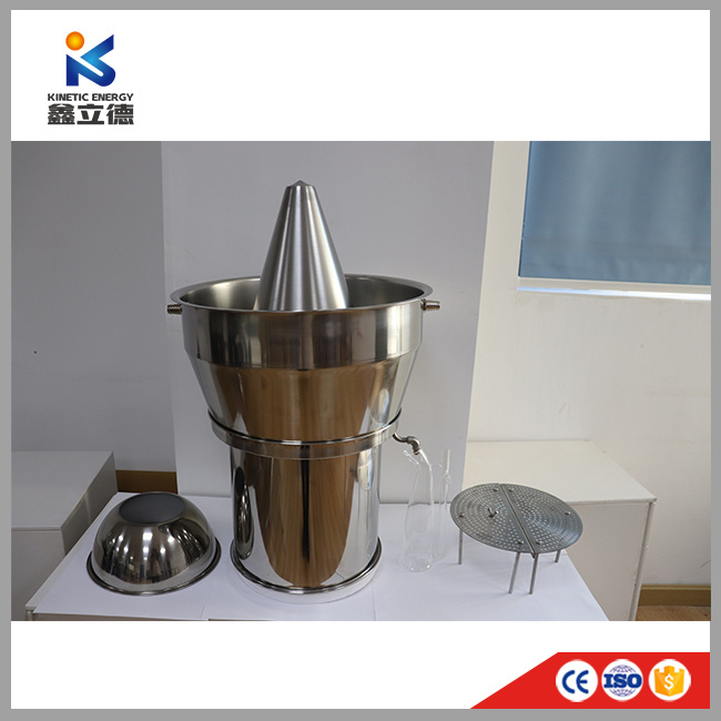 [Hot Item] Best Quality Turpentine Essential Oil Steam Distillation  Equipment Rose Oil Extraction Machine