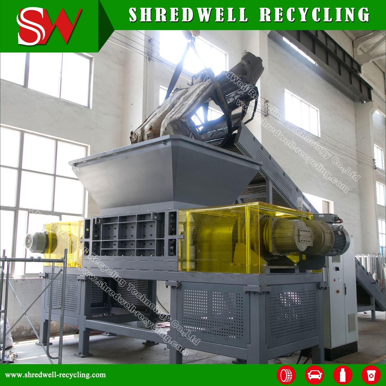 China Multi-Purpose Shredding Equipment To Recycle Used