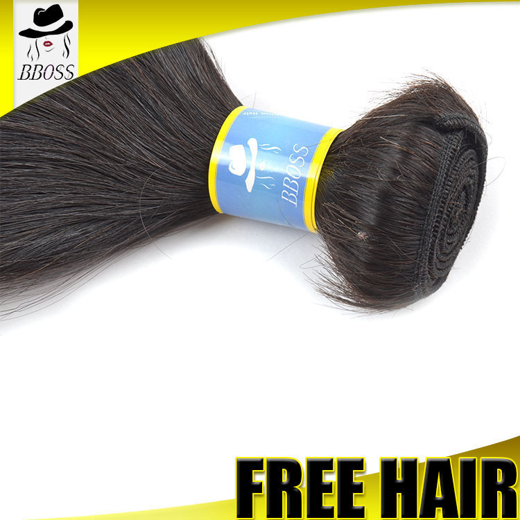 China Brazilian Hair Extensions Free Sample Free Shipping Photos