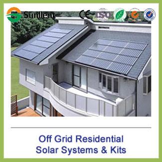 [Hot Item] 96V4000W off Grid Home Solar Kits Solar Panel Energy Power System