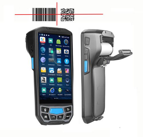 China Lecom U9300 Bluetooth Barcode Scanner Android